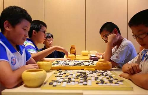围棋的比赛心态与经验,是学围棋的真正意义!