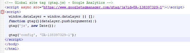 网站添加谷歌统计Google Analytics(分析)的方法