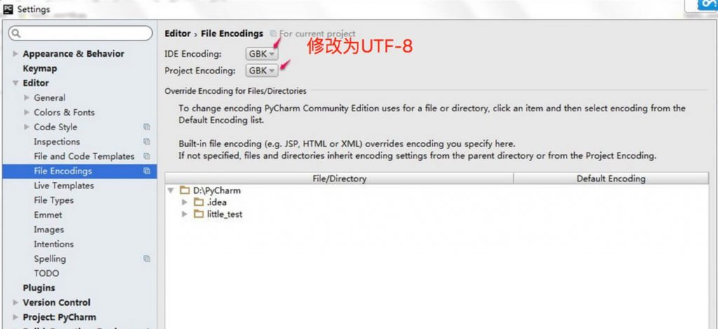 python中文编码与乱码问题解决