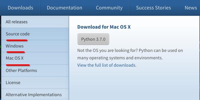 python【概述】【环境安装】【IDE开发工具】