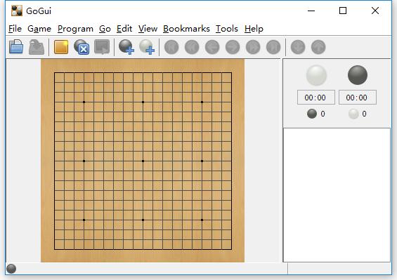 开源围棋图形化界面GoGUI