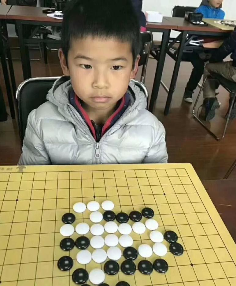 孩子在家怎样练习围棋?
