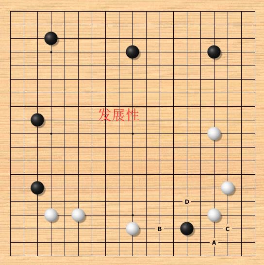 围棋中级布局理论