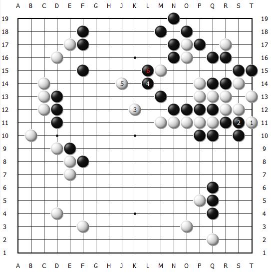 阿尔法狗围棋十诀之八:赢棋靠弃子