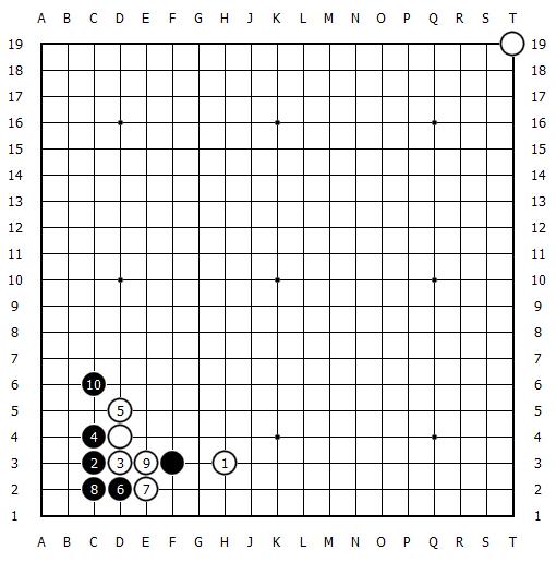 阿尔法狗围棋十诀之十:以静制动