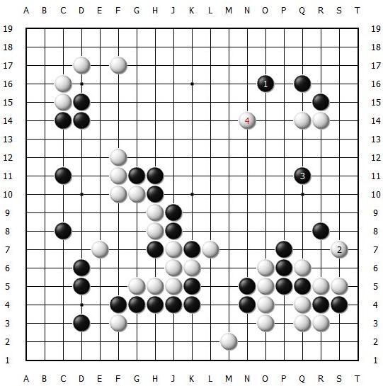 阿尔法狗围棋十诀之五:立二不拆三