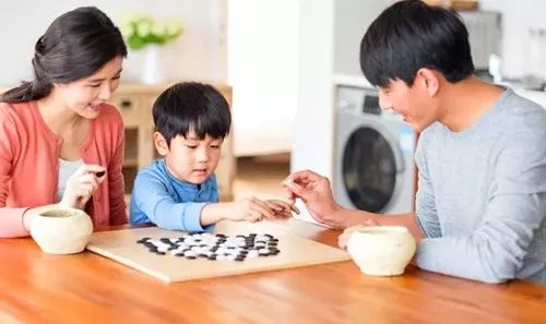 孩子学围棋的必要性