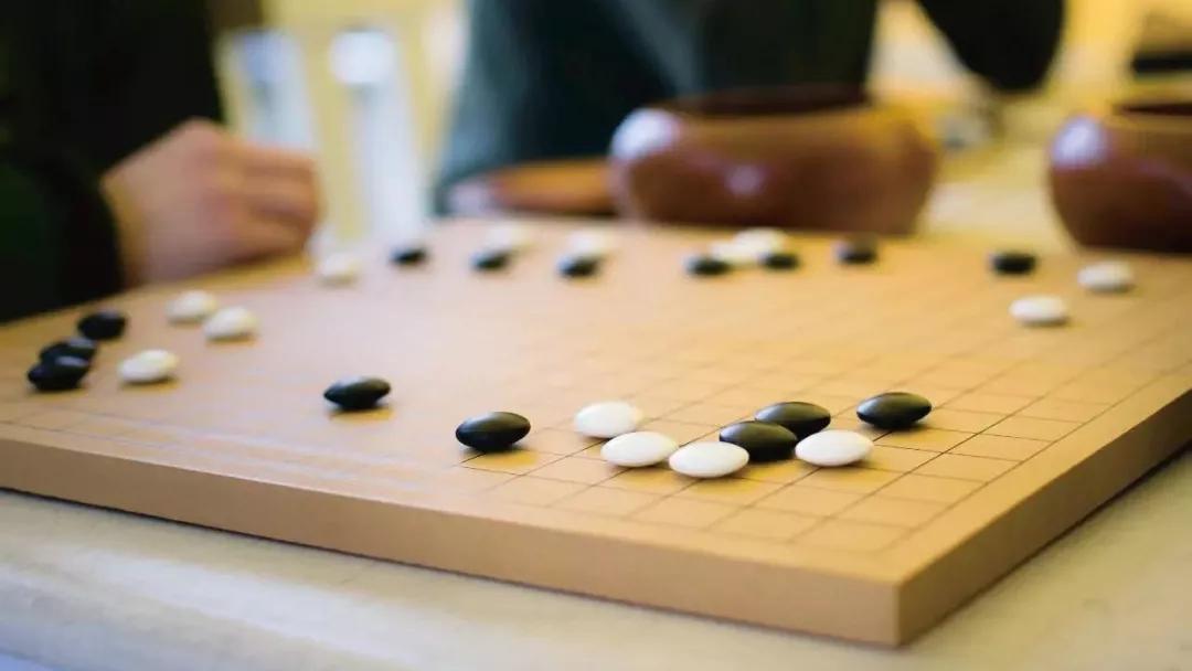 围棋的围空手法