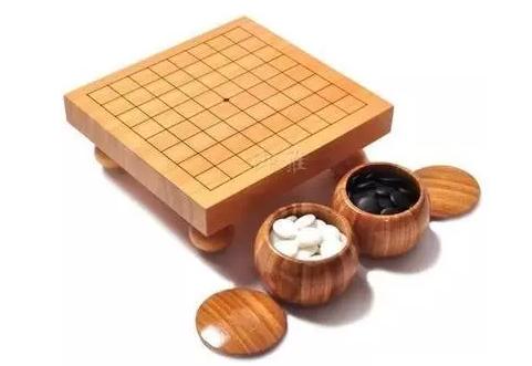关于围棋,最优美的空话