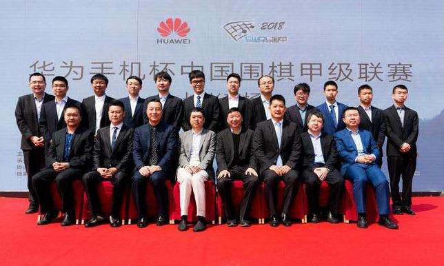"""顶尖的中国职业棋手里,一个统一的""""标配""""是有一个酷爱围棋的爸爸"""