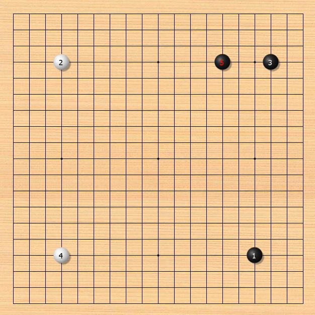 围棋AI布局研究-二间跳