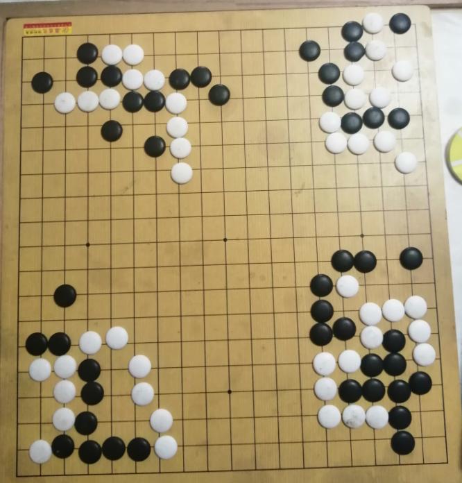 怎样做围棋题?