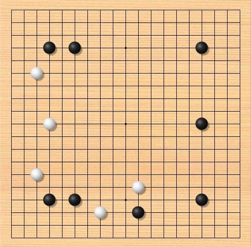 围棋战理:分而治之