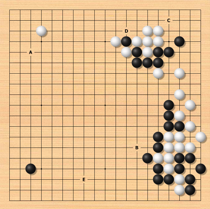 围棋战理:大棋与小棋